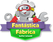 logotipo do buffet infantil